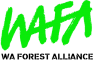 Logo for WA Forest Alliance