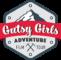 Logo for Gutsy Girls Adventure Film Tour